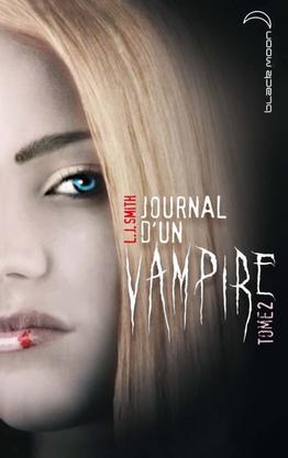 Journal d'un Vampire -2 de L.J. Smith.