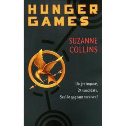 Hunger Games de Suzanne Collins.