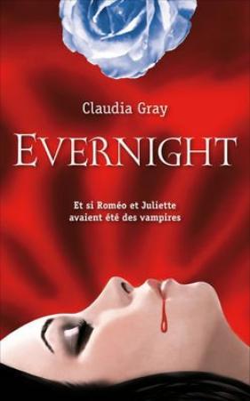 Evernight de Claudia Gray.
