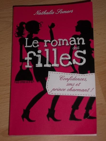 Confidences, SMS et prince charmant ! de Nathalie Somers.