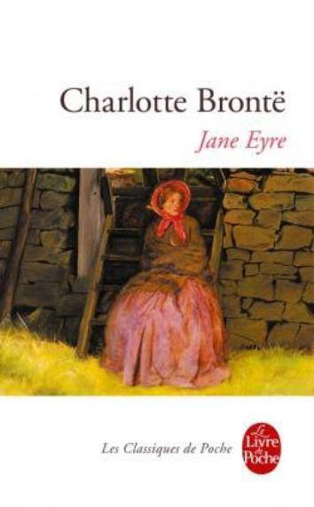 Jane Eyre de Charlotte Brontë.