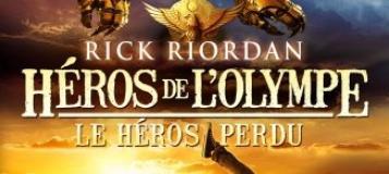 La héros perdu de Rick Riordan.