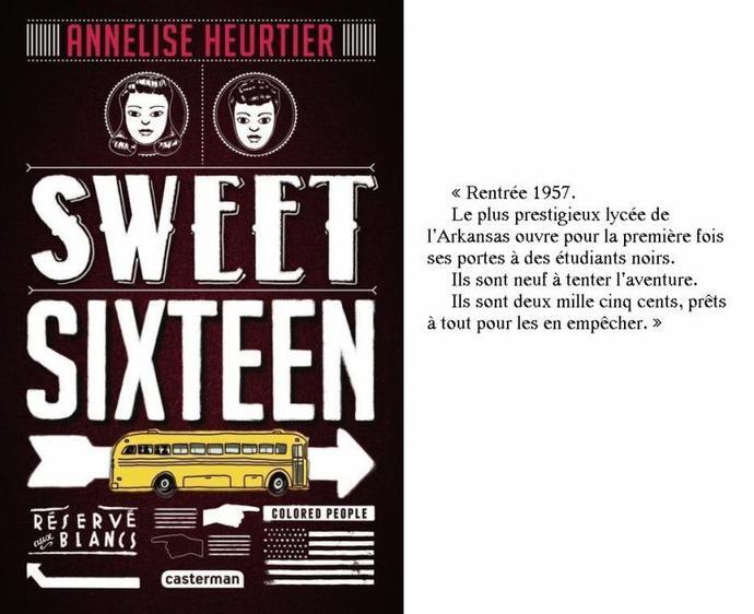Sweet Sixteen ☾Annelise Heurtier