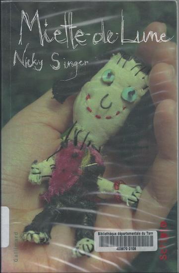 Miette-de-Lune / Nancy Singer