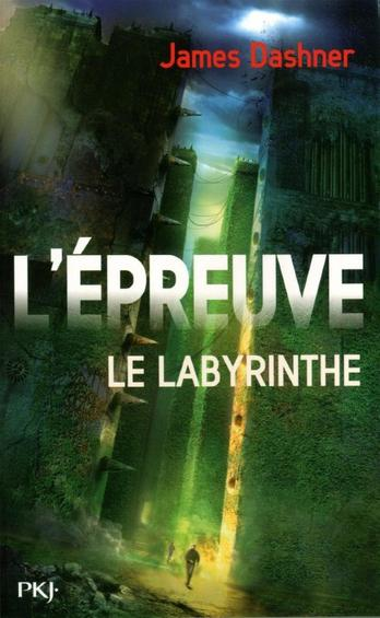Le labyrinthe / James Dashner