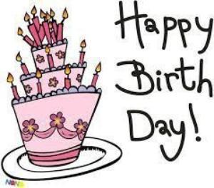 Joyeux anniversaire Daniela  !!