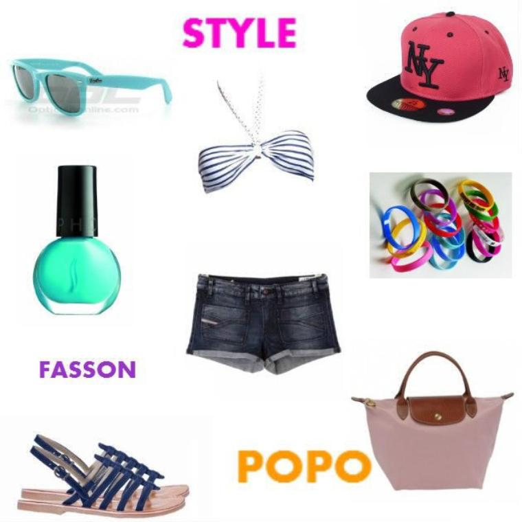 Mon style Swagg  *-* ♥