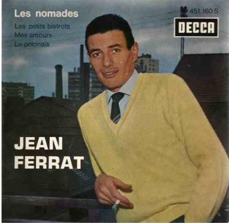 1962) Jean FERRAT - Les nomades