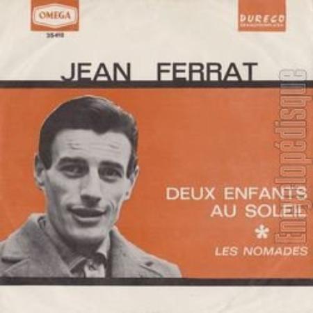 1964 - Deux enfants au soleil - vendu en Hollande