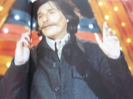Jean FERRAT au Palais des Sports de Paris (Octobtre 1972)