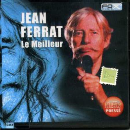 1980) Jean FERRAT - 33T chez  Barclay (12 Titres) version vendu en Algérie(  le recto )