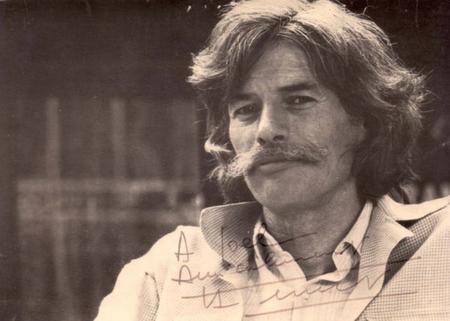 Dédicace de Jean FERRAT (1975)