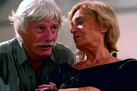 2003)   Jean et Colette FERRAT chez eux