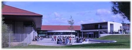 Inauguration du collège Jean FERRAT à Salaise-sur-Sanne (Isère)  en 2011
