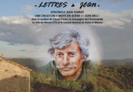 Spectacle autour de l'oeuvre de Jean FERRAT (2010)