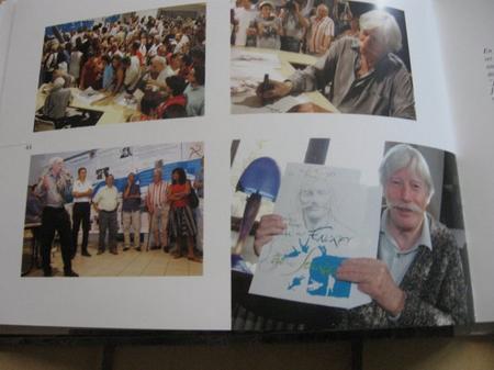 """2004) Exposition """" Jean des Encres Jean des Sources """" à la Fête de L'humanité (Septembre 2004)"""