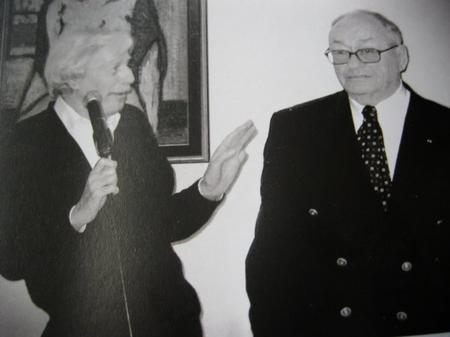 Jean FERRAT et Serge RAMPA (1995)