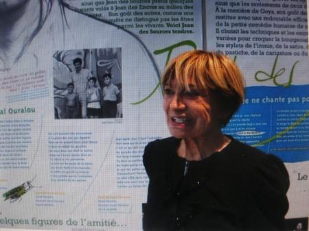 2013) Madame Colette FERRAT ( la femme de Jean)