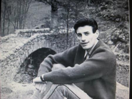 Jean FERRAT à Antraigues  (1964 )