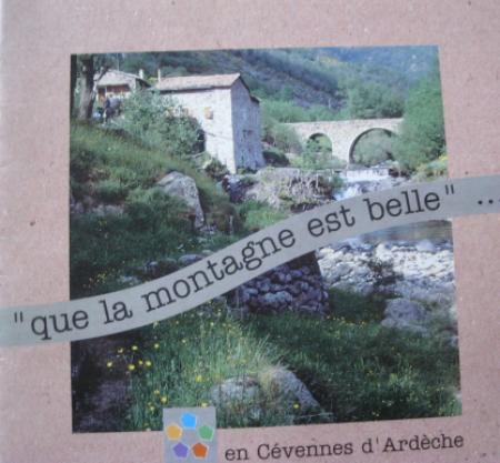 Brochure  du Syndicat d'initiative de 1995