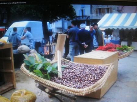 Fête de la châtaigne à Antraigues-sur-Volane ( 1998 )