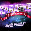 """Pochette Karaoké """" les succès de Jean FERRAT"""