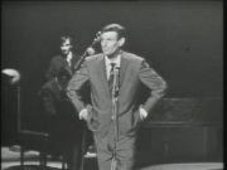 """1965) Jean FERRAT participe à l'émission """" Le palmarès des chansons """"sur la 1ère chaîne"""