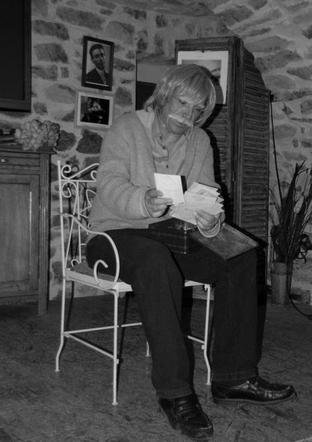 """2004) """" Jean d'ici FERAT le cri """" Photos du spectacle"""