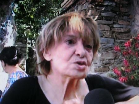 2012) Interview de Colette FERRAT chez elle