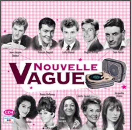 """2014) Nouvelle Vague """" Chez Abeille Musique """""""