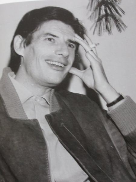 Portrait Jean FERRAT (1966)