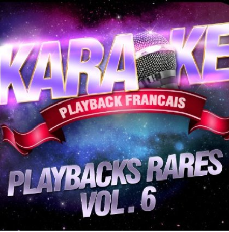 "2012) Pochette Version Karaoké  "" Plays Backs Rares "" de Jean FERRAT  - Maria (Vol 6) le 25 Juin 2012"