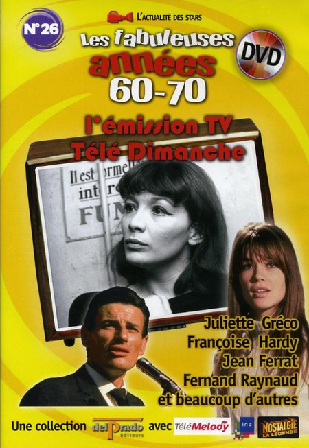 2014) DVD n° 26 -Les fabuleuses années 60-70