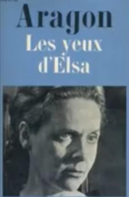1956) ARAGON - les yeux d'ELSA