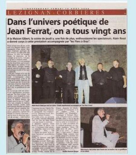 2014) Article de presse