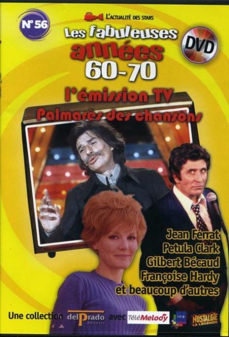 2014) DVD n° 56 les fabuleuses années 60-70