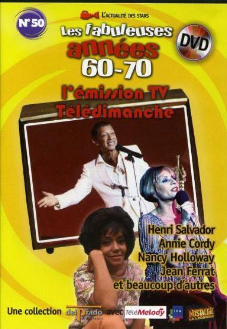 2014) DVD n° 50 les fabuleuses années 60-70