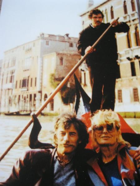 Colette et Jean FERRAT à Venise