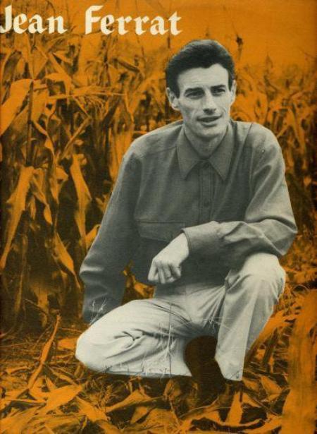 1962) Jean FERRAT - Les noctambules (version vendu au Canada)