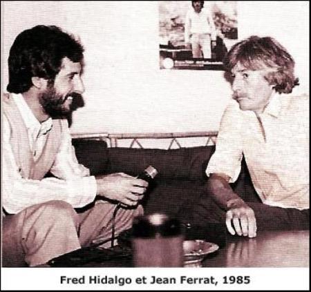 1985)  FRed HIDLAGO et Jean JEAN FERRAT