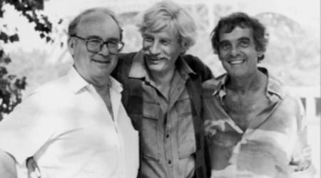 1991) Jean FERRAT avec Alain GORAGUER et Gérard MEYS