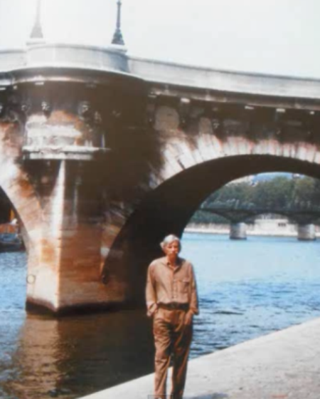 1995) Jean FERRAT à Paris