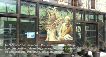 2015) Maison Jean FERRAT de l'extérieur 3 juin 2015
