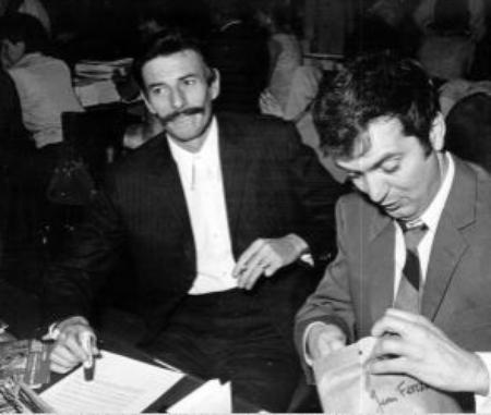 1968) Jean FERRAT à Paris