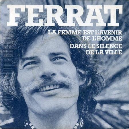 1975) Jean FERRAT - Dans le silence de la ville (Poème d'Aragon)
