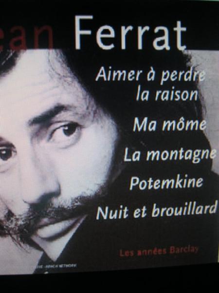 1975) FERRAT et les années Barclay (1961-1971)