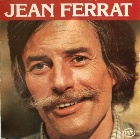 1976) Jean FERRAT  (Album Francophone)