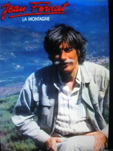 1978) Jean FERRAT - La montagne (réédition)