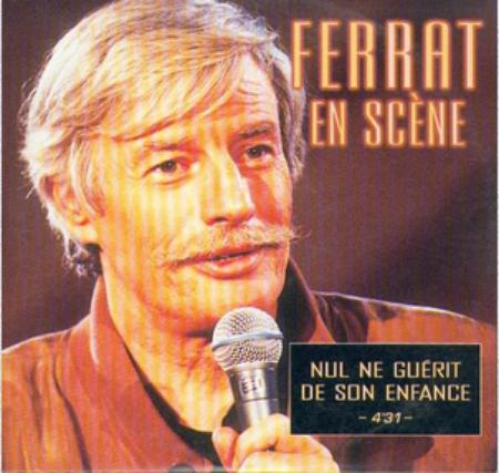 1991)  Jean FERRAT en scène (version vendu au Canada)