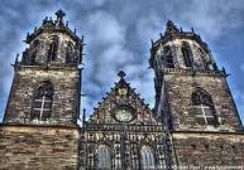 La Cathedral de Magdeburg